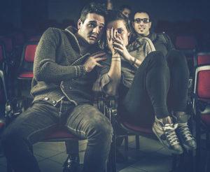 film d'horreur au cineme